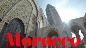 Marrocos lugares para viajar com crianças