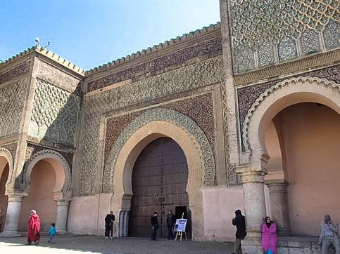 marrocos com crianças