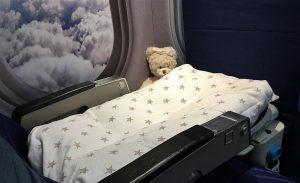 viajar com bebé