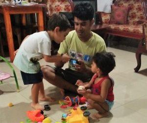 ensinar valores às crianças