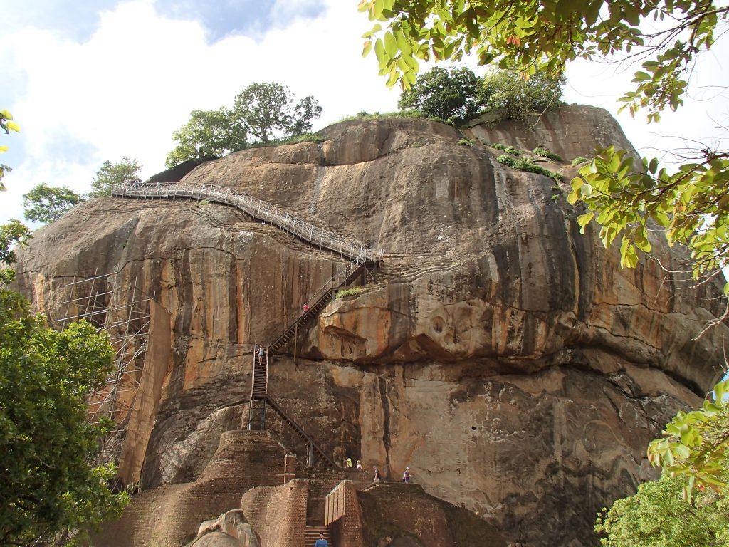 sigiriya rock