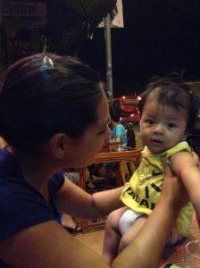 criança no camboja