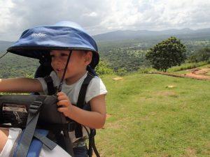 Viajar pelo mundo com crianças