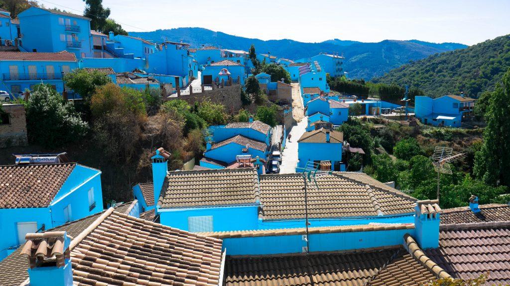 aldeia dos smurfs