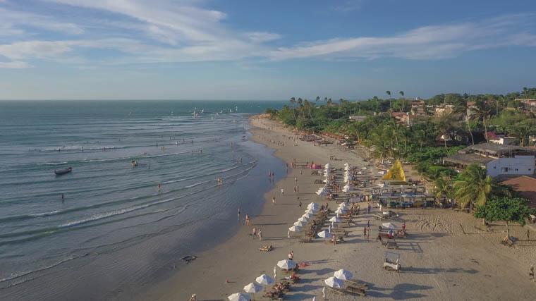 jericoacoara praia da vila
