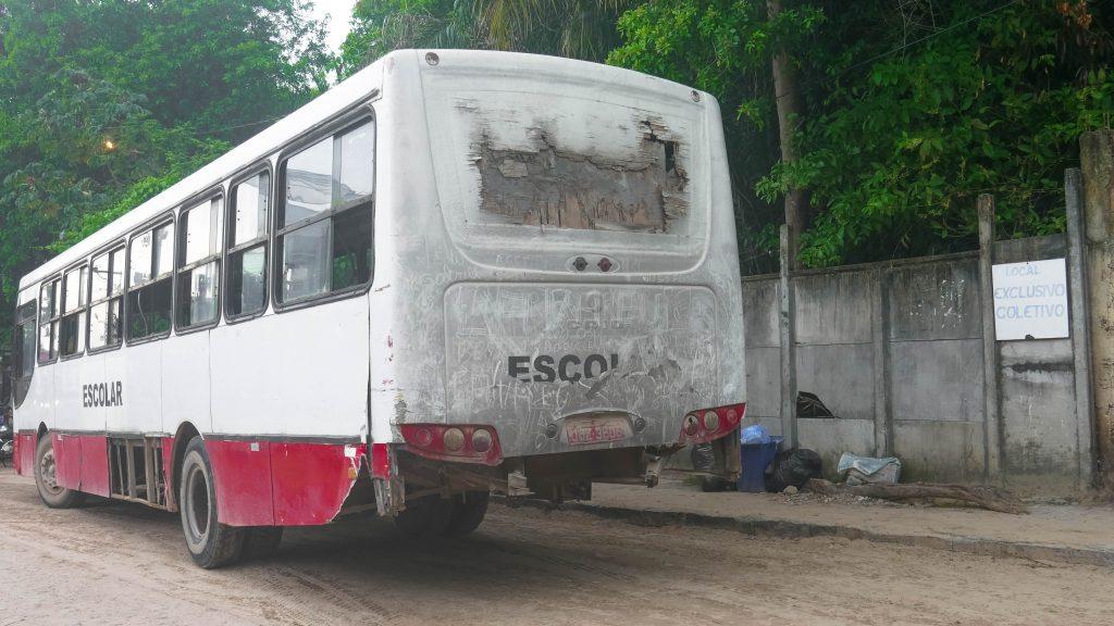 transporte morro são paulo