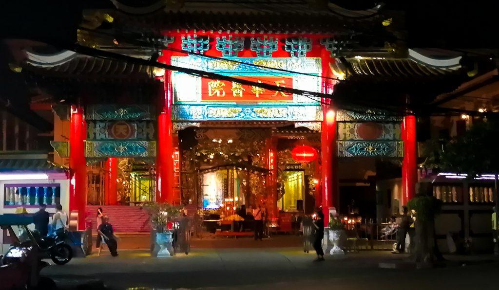 templo chinês banguecoque