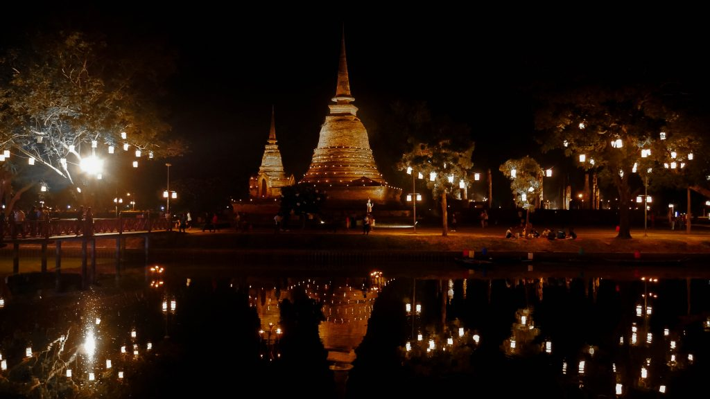 festival sukhothai