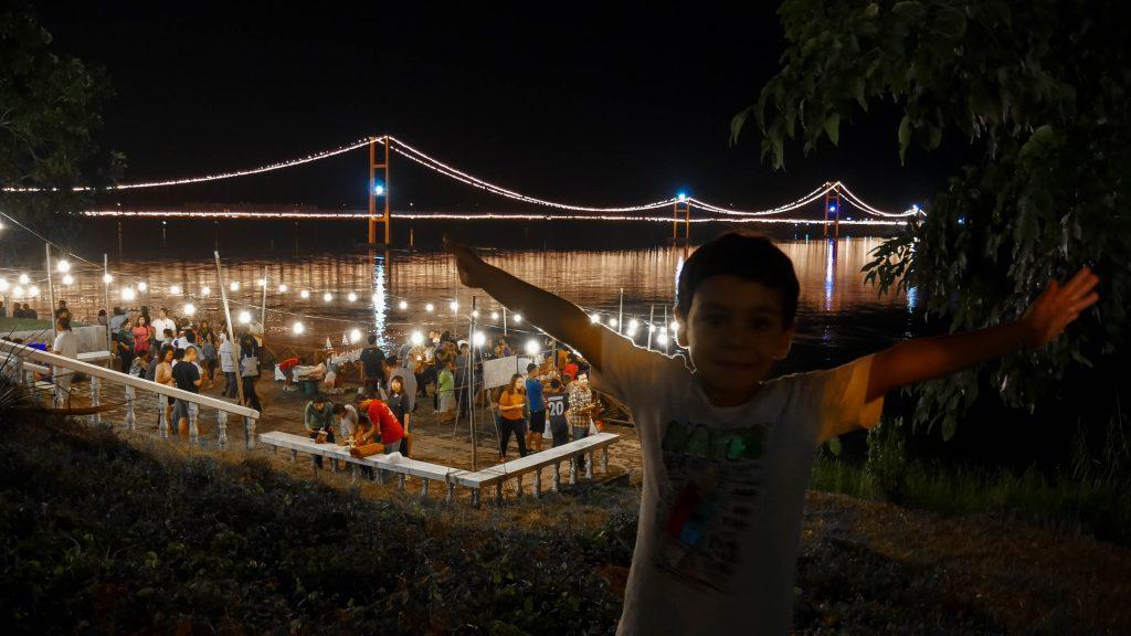 festival das lanternas tailândia